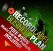 Thumbnail Record Label Business Plan Template + Free Bonus Package.