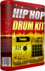 HIP-HOP-DRUM-KIT - INSTANT DOWNLOAD