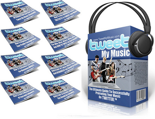 Product picture Musicians - Learn How To Promote And Market Music On Twitter