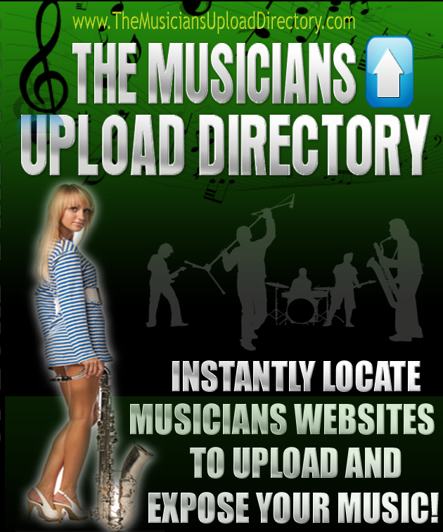 Product picture MUSICIANS UPLOAD DIRECTORY